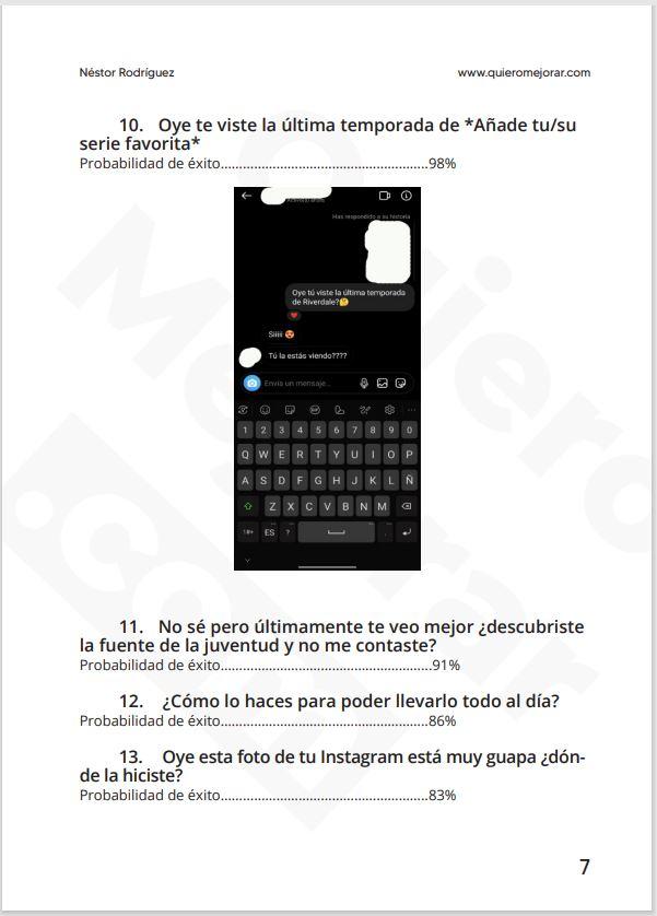 Alfa Pack Ahorro 101 Frases Copia Pega Secretos Para Ligar Por Instagram Quiero Mejorar